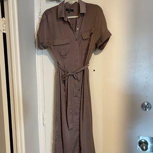 Dress / cardigan